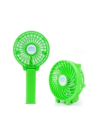 Platoon PL-9901 Taşınabilir Mini Fan Yeşil